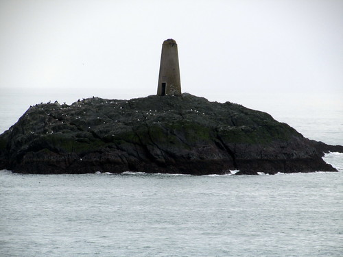 Rhoscolyn Beacon