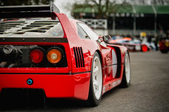 Christopher Wilson - 1993 Ferrari F40LM  at the 2017 Goodwood 75th Members Meeting (Dave Adams Automotive Images) Tags: christopherwilson 1993ferrarif40lm97893 1993 ferrari f40 lm 97893 75mm 75thmembersmeeting auto autombiles automotive cars classiccars classicmotorsport classicracing daai daveadams daveadamsautomotiveimages goodwood goodwood75thmembersmeeting goodwoodmembersmeeting heritage motorsport racing racingcars vintage wwwdaaicouk