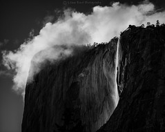 DSC_6336-Edit (captured by bond) Tags: horsetail horsetailfall yosemitenationalpark yosemite california water nikon drama