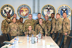 CSA AOR Trip (Chief of Staff of the Army) Tags: bagram general markamilley usarmychiefofstaff baf operationresolutesupport parwan afghanistan afg