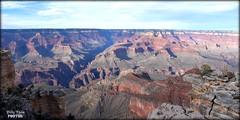 The Grand Canyon - South Rim @ Mather Point (billypoonphotos) Tags: mather point arizona grand canyon south rim brightangelcanyon billypoon billypoonphotos picture photo nikon d5500 18140mm 18140 mm nikkor lens photography photographer national park village landscape mountain cliff