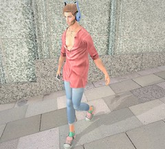 High (EnviouSLAY) Tags: monso catwa bento bubblegum gum bubble pink blue blonde music headphones cat ascend versov flitexreign flite reign tattoos bolson doux newreleases new releases tmd themensdepartment the mens department mensmonthly mensfair mensfashion mensevent monthlymens monthlyfashion monthlyfair monthlyevent monthly event fair fashion pale male gay single blogger secondlife second life fashionphotography photography green pastel beard