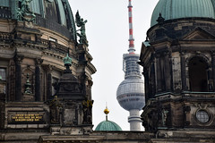 Berlin Cathedral (Biolchini) Tags: germany berlin berlim dom dome cathedral luteran calvinism catholic hohenzollern luterana calvinismo catedral berliner