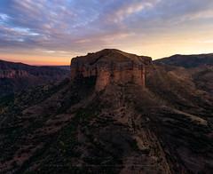 Castillo de Viguera (sgsierra) Tags: nalda rioja dron amanecer castillo viguera la españa dji phantom 4
