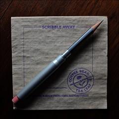 Scribble Away 2 - 08 (The Marmot) Tags: art design flickr pencil tool vernacular x100s