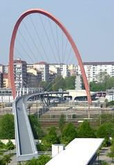 Passerella Olimpica, Turin, Italie - Italy (blafond) Tags: turin torino passerelle pont bridge passerella passerellaoliica turinolympique