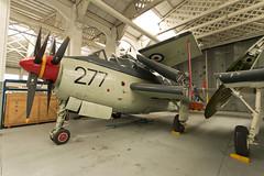 IMG_2577 (graham87rose) Tags: imperial war museum duxford aircraft plane flight fairey gannet ecm6 xg797 royal navy