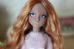 IMG_5687 (Cleo6666) Tags: lana lillycat cerisedolls marron glacé bjd doll chibbi