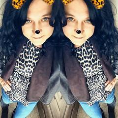 Love this new leopard print top!🐯❤️ (kamara881) Tags: snapchat selfie tv cd leopardprint transgender transgirl transiabeautiful tgirl crossdressing androgynous maletofemale kamara fashionblogger fashionqueen gay makemeagirl trans transwoman transisbeautiful transvestite leatherjacket overthekneeboots femboy crossdresser genderfluid genderqueer newlook feminine transsexual skinnyjeans mtf m2f lovefashion girlslikeus hrt shoppingqueen