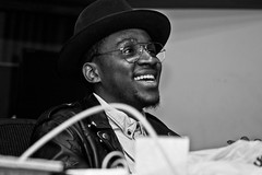 IMG_8222 (Brother Christopher) Tags: art artistry create creatives creativity makingmusic music hiphop culure studio sessions monochrome blackandwhite monochromatic produce producer engineer engineroom new portraits explore latenights