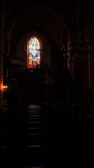 Lichtdurchflutet (M3irsens) Tags: licht meer dom urlaub kirche schatten gebude heide meldorf februar schleswighols