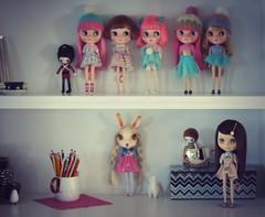 A Doll A Day. Apr 20. Dolly Shelf Sunday.