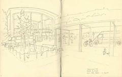 Sketchcrawl #43 (lolo wagner) Tags: sketch strasbourg sketchcrawl croquis