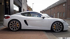 caymans-5 (Wax-it.be) Tags: white detail reflection yellow shine s porsche finish looks gloss cayman carbon protection pse detailing pccb coating durability nanocoating nanolex citringelb