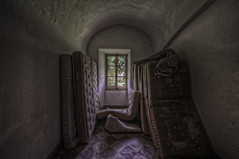 Fluffy Urbex Dreams (Opiesse) Tags: abandoned decay fluffy dreams urbex