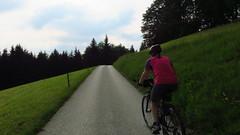Trekkingradlrunde (twinni) Tags: salzburg bike austria sterreich felt biketour qx100 flachgau trekkingtour trekkingbike mw1504 24052014