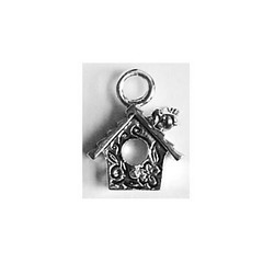 PT170- bird on house (ToadHollowNJ) Tags: charms pickupsticks trinkets redbanknj toadhollow toadhollownjcom