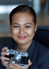 Fed Girls (Asiacamera) Tags: zorki camera leica cute sexy girl philippines manila filipina feb asiacamera