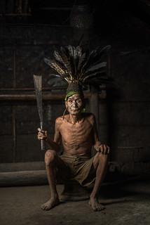Pangshong - Longwa Headhunter