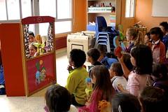 Convivencia del CRA Porma y Colegio Valles de Boñar_ Fundación Cerezales (Fundación Cerezales Antonino y Cinia) Tags: títeres guiñol clubleteo boñar porma craporma fundacióncerezales albertotorices animaciónalaescritura coelgiovallesboñar