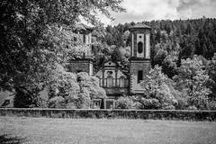 Klosterruine Frauenalb (Günter Glasauer) Tags: bw deutschland ruine alb albtal badenwürttemberg klosterruine schwarzweis frauenalb