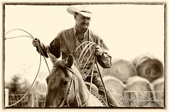 Dad (maysahackens) Tags: horse southdakota canon cowboy dad cattle rope sd western branding t3i 70200mm newunderwood maysahackens howeyeseeitphotography