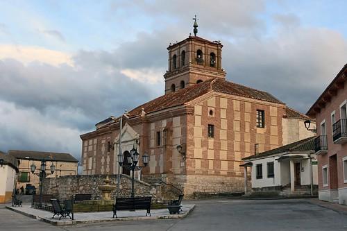 Iglesias de Santiago Apóstol