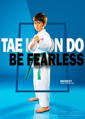 Be Fearless - Tae Kwon Do (Rick Shepard | HGFX) Tags: portrait sports photoshop athletics taekwondo athlete tkd fearless plm strobes strobist plymouthmichigan dobak midwesttaekwondo rickshepard hgfx einstein640 hurricanegraphics