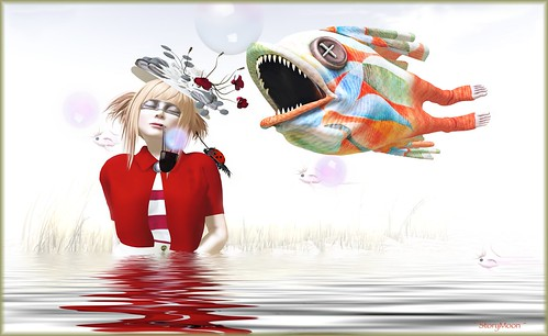 fish truth expression dream dreaming dreams adjunct contemporaryartsociety cocodoll halfdeer fritzperls kooqla crazygeniuses loordesoflondon dollcoco {anc} storybookphotossl artcityartists stonesworks