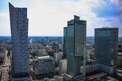 Skyline (pasa47) Tags: june europe poland warsaw easterneurope pl 2014 masovianvoivodeship