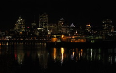 Montreal by Night (pegase1972) Tags: qc québec quebec canada montréal montreal night nuit getty licensed exclusive