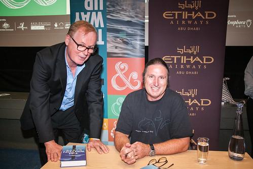 Tim Winton book fan photo