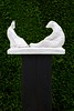 Bishop and Bear by Tessa Campbell-Fraser (Andrew Stawarz) Tags: sculpture nikon statues hatfieldhouse hertfordshire marbleresin nikoncapturenx tessacampbellfraser d800e 85mmf18gafsnikkor bishopandbear thegreatbritishscultureshow2014