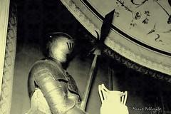 The Dark Knight... (Mario Pellerito) Tags: dark knight lancia armatura