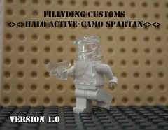 Lego Halo active-camo spartan (Keaton FillyDing) Tags: brick gun lego halo clear reach transparent custom spartan brickforge activecamo fillyding