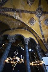 Hagia Sophia (Prairie_Wolf) Tags: church museum turkey istanbul mosque hagiasophia eurasia travelphotography rachelmackayphotography