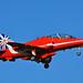 RAF Red Arrows Biggin Hill 2014 Red 4