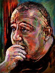 Giovanni Benedettini 4jkpp (flynryon) Tags: mike giovanni benedettini ryon fingerpainter jkpp flynryon iamda juliakaysportaitparty ipainter uploaded:by=flickrmobile flickriosapp:filter=nofilter