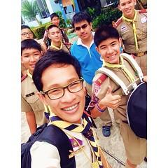 หลังจากสอบคัดเลือกตัวแทนลูกเสือไทย เพื่อไปร่วมงานชุมนุมลูกเสือนานาชาติ ณ อังกฤษ  ไม่เคยบอกว่าน้องต้องทำให้ได้เท่านั้น แต่เราบอกน้องเสมอว่าทำแค่เต็มที่เรา [Thailand Generation Scout]  #Scout #NorJam2014
