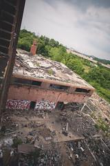 (Jeffrey Stroup) Tags: ohio abandoned graffiti ruins industrial factory decay urbandecay cleveland forgotten urbanexploration ue urbex modernruins