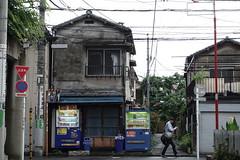 古い民家 (がじゅ) Tags: 散歩 民家 代々木 rx100m3