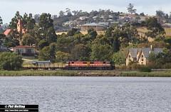 25 January 2014 2021 2020 Granton (RailWA) Tags: tasmania 2021 2020 granton tasrail railwa philmelling