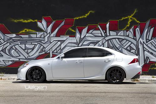 Lexus IS250 F Sport Velgen Wheels 19x9 U0026 19x10.5
