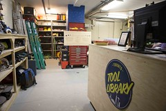 Parkdale location of Tool Library