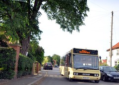 Marshalls new Solo! (mr.pants1) Tags: bus trent solo marshalls sutton on optare mx09aos