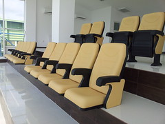 Baza Sportiva Bradu (Euro Seating International) Tags: stadium seating estadios butacas