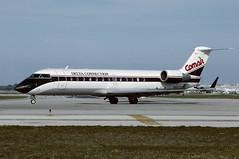 N937CA.FLL230496copy (MarkP51) Tags: fort aviation lauderdale crj fll comair n937ca