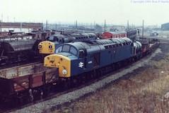 035_01 (liverpolitan.) Tags: br railway loco class springs 40 wigan 40134 40095
