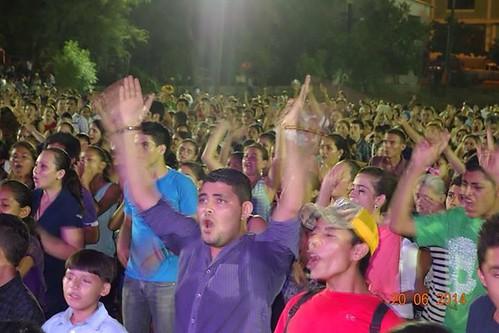Crusade in Honduras