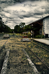 Viejo apeadero tren (cives-expat) Tags: